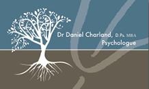 Dr. Daniel Charland Psychologue